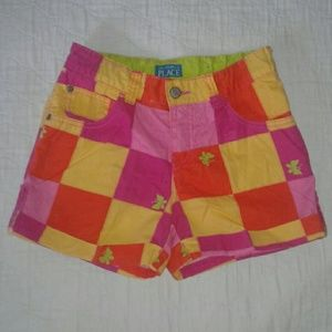 The Children's Place Multicolored Shorts